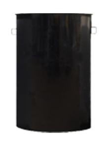 Бак цилиндрический, кессон