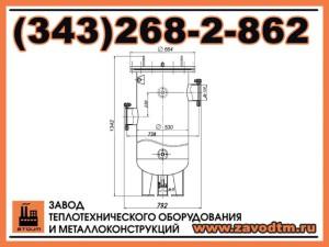 Фильтр сетчатый ФСЖ 150-3500-1