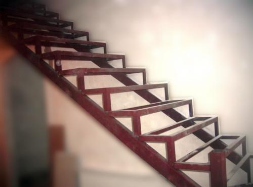Лестница в дом, коттедж